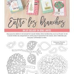 Lot » Entre Les Branches «