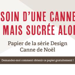 Papier Design : 3 achetés , 1 gratuit