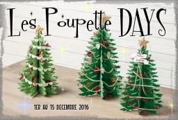 Poupette Days : résultats