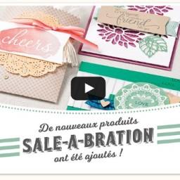 Nouveaux articles Sale-a-Bration