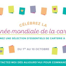 Journée Mondiale de la carterie : 7 Octobre
