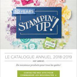 Catalogue annuel 2018 / 2019