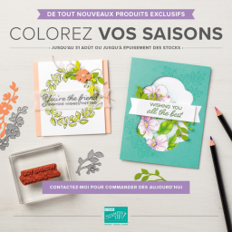 Colorez vos saisons