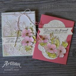 Colorez vos saisons : exemples de cartes