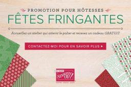 Promotion FÊTES FRINGANTES