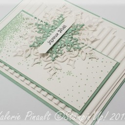 Vitrine de Flocons : 1 carte / 3 versions