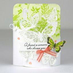 Papillon Botanique