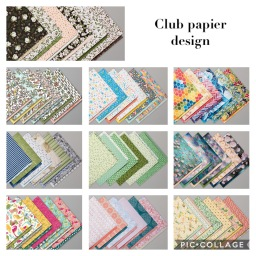 Club papier design  : encore quelques places