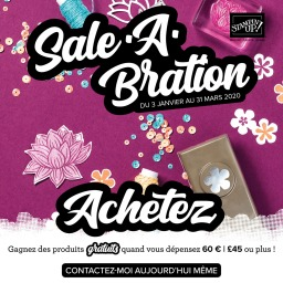 SALE A BRATION 2020